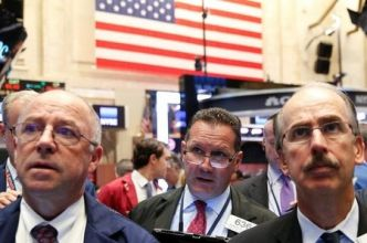 Wall Street termine stationnaire
