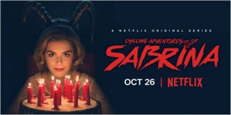 CHILLING ADVENTURES OF SABRINA : LA BANDE-ANNONCE
