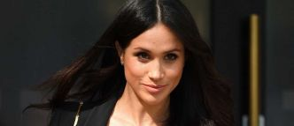 Meghan Markle : l'incroyable photo qui enflamme Internet