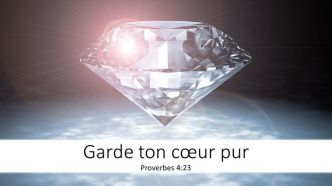 Ce que nous devons repousser. ( Oswald Chambers )
