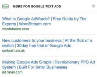 Test Google Ads, changements dans Google My Business et confirmation de John Mueller