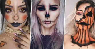 15 tutos maquillage Halloween repérés sur Pinterest