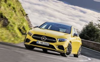 Voici la Mercedes AMG la plus accessible, la A 35 AMG