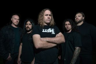 Cattle Decapitation sort sa collection de raretés