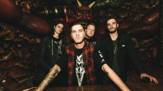 ICE NINE KILLS : vidéo de « A grave mistake »
