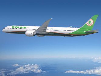 Eva Air dévoile la cabine Affaires de son premier Boeing 787-9 (photo)