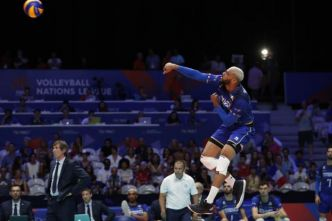 Volley - ChM - Championnat du monde de volley-ball : France-Serbie en direct