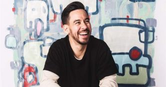 Mike Shinoda : Make It Up As I Go (feat. K.Flay) (clip officiel)