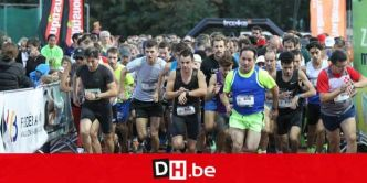 Plus de 1.100 participants aux 10,30 km de Schaerbeek (PHOTOS)