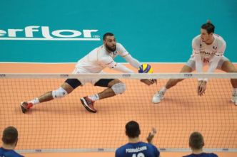 Volley - ChM - Championnat du monde de volley-ball : France-Pologne en direct