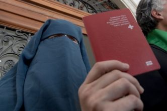 St-Gall a voté pour l'interdiction de la burqa