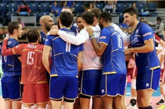 Volley - ChM (H) - Championnat du monde : France-Argentine en direct