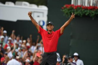 Golf - PGA - Tour Championship 2018 : Fantastique Tiger Woods !