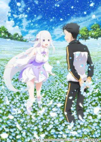 Second OAV pour Re:Zero