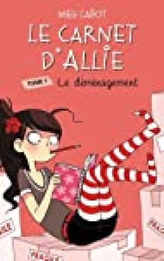 Allie Punchie, Tome 1 : Le déménagement par Meg Cabot