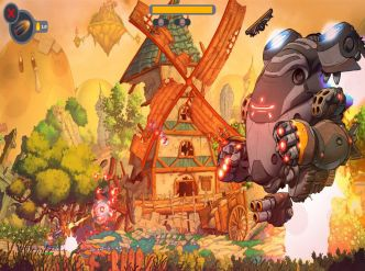 Rise and Shine s'anime sur Switch…
