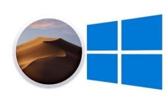 Dual boot macOS Mojave Windows 10 (Boot Camp) : mode d'emploi