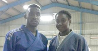 Judo : Christopher et Noémia Carron, duo de choc