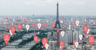 Paris s'en prend aux locations AirBnB