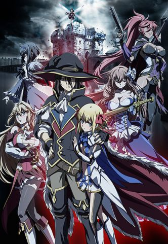 Ulysses - Jeanne d'Arc and the Alchemist Knight sur Crunchyroll