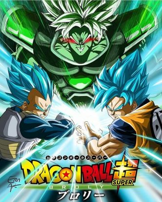 Dragon Ball Super – Broly: Le nouveau trailer officiel en anglais
