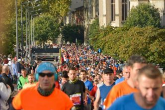 Run in Lyon : l'équivalent de 6 % de la population lyonnaise en running