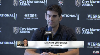 Rendement des Golden Knights : C'est la faute à Max Pacioretty?