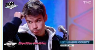 """Quotidien"": Rex Orange County annule sa venue après un sketch sur le Ku Klux Klan d'Alison Wheeler"