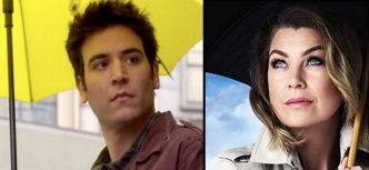 Grey's Anatomy recrute Ted Mosby de How I met your Mother pour sortir avec Meredith
