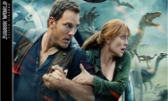[Test – Blu-ray] Jurassic World: Fallen Kingdom – Universal Pictures Vidéo
