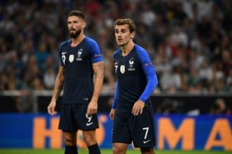 Suivez en direct le match amical France-Islande