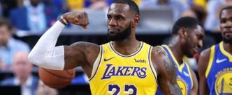 Basket – NBA (pré-saison) : Les Lakers s'offrent Golden State, LeBron James impressionne