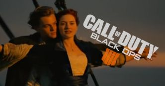 Call of Duty: Black Ops 4 va plaire aux fans de Titanic