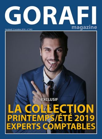 Gorafi Magazine : La collection printemps/été 2019 experts comptables