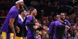 Pré-saison NBA : Les Lakers dominent encore les Warriors; Houston s'impose de nouveau; Giannis Antetokounmpo cartonne