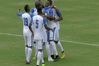 Ligue des Nations de la Concacaf : la Martinique s'impose à Porto-Rico (1-0)