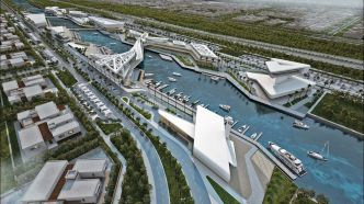The Upcoming Touristic Destination in UAE