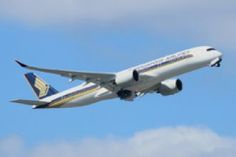 Airbus A350-900 ULR Singapore Airlines  (Image)