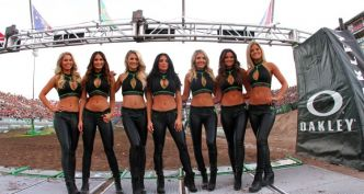 Monster Energy Cup : « sans paroles »