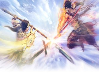 Warriors Orochi 4 en mouvement…