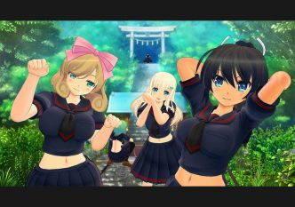 Senran Kagura Burst Re:Newal sera censuré sur PS4 par demande de Sony