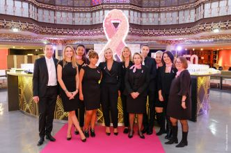 Octobre rose : Jet tours se mobilise contre le cancer du sein