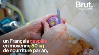 VIDEO. Jean Terlon, un chef cuisinier en guerre contre le gaspillage alimentaire