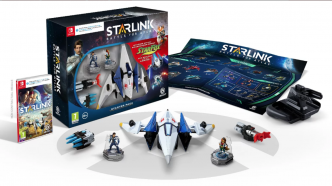 Unboxing: on ouvre le kit Star Fox de Starlink!