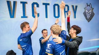 League of Legends : G2 en quarts des Worlds avec Afreeca Freecs