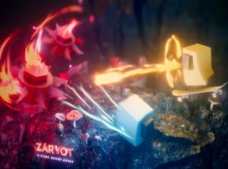 Zarvot s'illustre sur Switch…