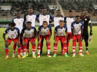 Haïti - Football : Nos Grenadiers s'imposent contre Sainte-Lucie [2-1] dans un match difficile