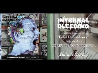 Internal Bleeding (Death Metal - USA) streame son nouvel opus Corrupting Influence qui sort...