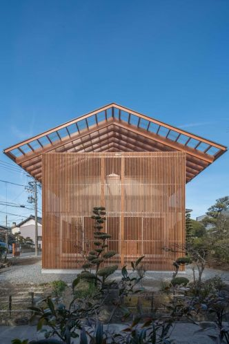 « House in Otai » au Japon par Mizuishi Architect Atelier