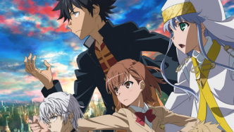 A Certain Magical Index III ep 3 vostfr